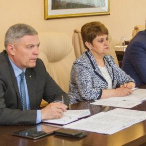 Регионы ЦФО обсудили проблемы экологии