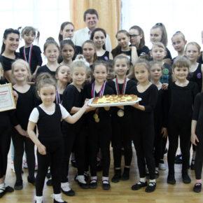Педагог-хореограф Александра Абакумова