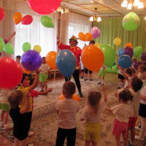 Праздник воздушных шаров!
