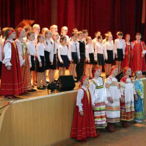 Концерт первоклассников Детской школы искусств