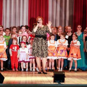 Концерт танцевальных коллективов
