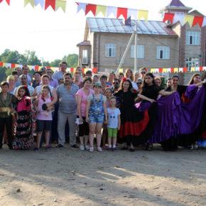 Жители Введенского отметили День посёлка
