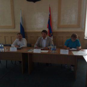 Протокол  проведения публичных слушаний 11 августа 2017 года  по обсуждению проекта решения