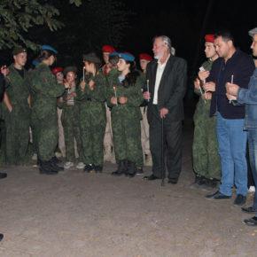 В Покрове почтили память жертв терактов