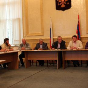 Очередное заседание Общественного совета