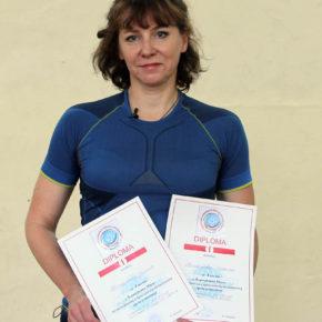 Ирина Жиганова – чемпион мира по полиатлону