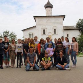 Наша поездка в Суздаль
