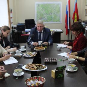 Вопросы и ответы на встрече с С. Б. Великоцким