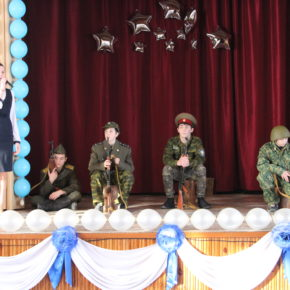 Праздничный концерт в детском доме
