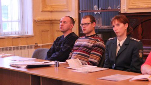 Собрание предпринимателей г. Покров
