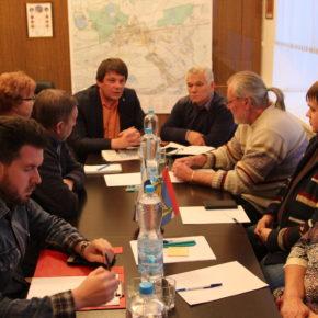 Первое заседание Экспертного совета