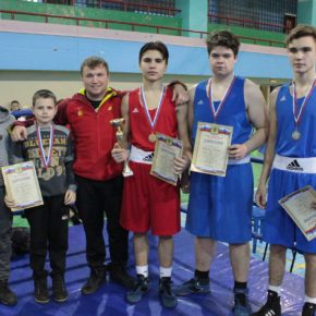 Наши боксёры победители