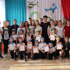 Спортивный праздник в детском саду «Военные учения»