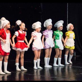 Мы на конкурсе «Танцевальное единство»
