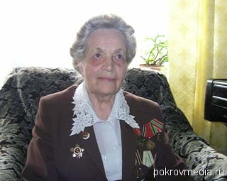 Александра Васильевна Борисевич